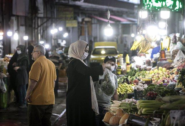 Corinavirus.- Irán sigue en niveles máximos de contagio y supera los 432.000 cas
