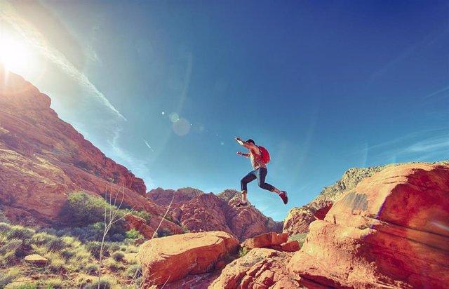 Deporte montaña, lesiones, escalada