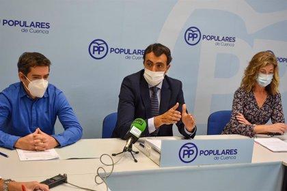 PP llevará al pleno de Cuenca la reprobación de Pedro Sánchez por dar el pésame por la muerte del etarra Igor González
