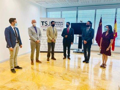 La Comunidad, el TSJ y la Fiscalía compartirán información para la detección temprana de los casos de okupación