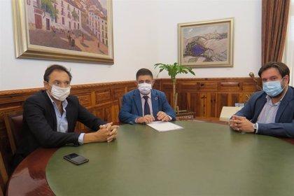La Diputación de Jaén y la CEJ propiciarán nuevas sinergias entre grandes y pequeñas empresas de la provincia