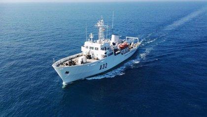 La Armada actualizará la cartografía náutica de Canarias para preservar la seguridad en la navegación
