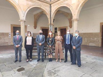 Entregados los XXI Premios Nacionales de Investigación en Medicina del Deporte Liberbank