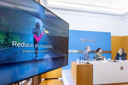 Un proyecto deportivo pionero promueve la salud y reduce el impacto medioambiental en Zaragoza