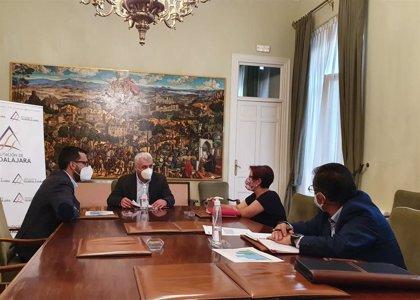 Vega pide una reunión a Ábalos para recuperar las frecuencias ferroviarias en la provincia de Guadalajara