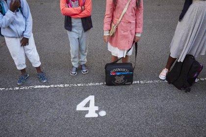 Vuelven a sus clases 1.508 escolares desconfinados y en las últimas horas se han aislado 512 alumnos en Navarra