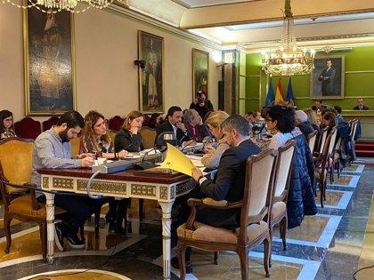 El Ayuntamiento de Oviedo retoma los plenos presenciales en octubre