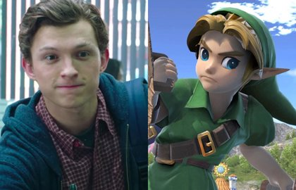 Netflix quiere a Tom Holland como Link en la película de Zelda