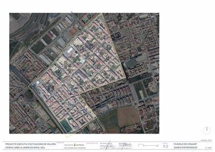 Cort adjudica por 3,5 millones las obras de reurbanización Rafal Vell y las calles Barrera, Borguny y Villalonga