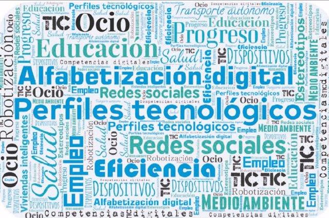 Barómetro 'Jóvenes y expectativa tecnológica, presentado este 23 de septiembre en un evento online organizado por Fad, Google y BBVA.