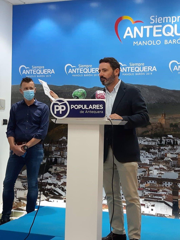 """El PP acusa al PSOE de querer """"sabotear"""" el proyecto del nuevo centro de salud de Cuevas de San Marcos (Málaga) 3"""