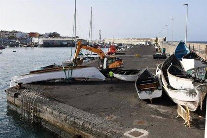 El Parlamento exige mejorar la gestión de la migración en Canarias pero no pide el cese de Pestana