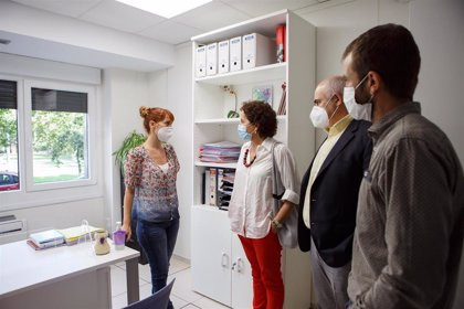 El Gobierno de Navarra invirtió en 2019 un millón de euros para mejorar los Servicios Sociales de Estella