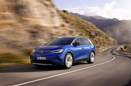 Volkswagen presenta su nuevo todocamino eléctrico ID.4, con una autonomía de hasta 520 kilómetros