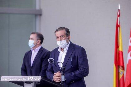 Madrid pide que se restaure el delito contra los que se saltan cuarentena y usará base de datos para controlar