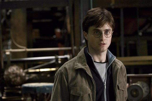 Daniel Radcliffle es Harry Potter