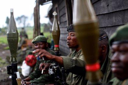 Mueren cinco miembros de la milicia FPIC en combates con el Ejército en el noreste de RDC