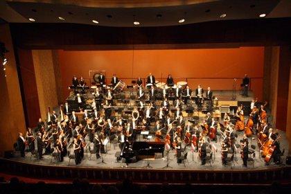 La Sinfónica completa el ciclo 'Sonam Per Tu' con conciertos en el Castell de Bellver y en la iglesia de Santanyí