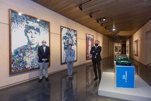 El Museo Universidad de Navarra inaugura la exposición del artista brasileño Vik