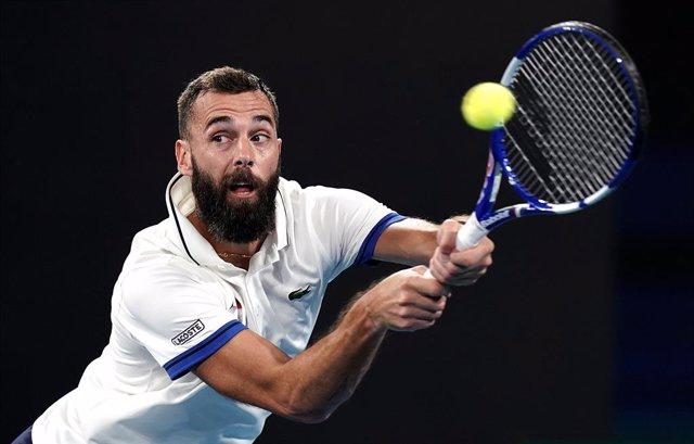 Tenis.- El francés Benoit Paire juega en Hamburgo tras dar dos veces positivo po