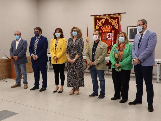 Sonsoles Rico asume la Alcaldía de Villanueva de la Torre con la premisa de su predecesora