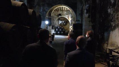 Andalucía exportó vinos por valor de 36 millones el primer semestre