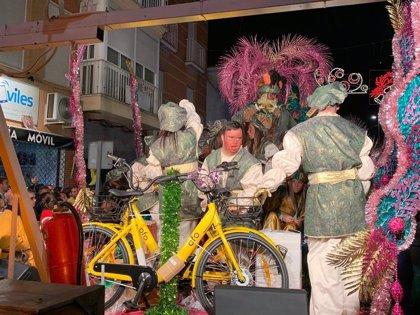 La Algaba (Sevilla) ajusta su cabalgata de Reyes Magos con un recorrido a caballo y el pueblo dividido en cuatro zonas