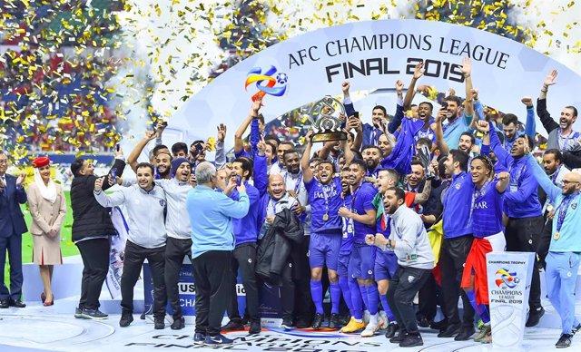 Fútbol.- El Al Hilal, eliminado de la Champions asiática por no presentar el mín