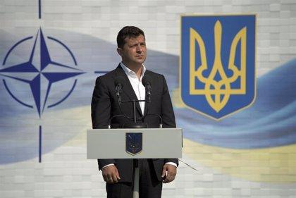 """Zelenski reclama en la ONU la retirada de armamento y """"tropas ilegales"""" de la región del Donbás"""