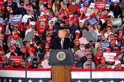 Trump evita comprometerse a garantizar una transición de poder pacífica después de las elecciones de EEUU