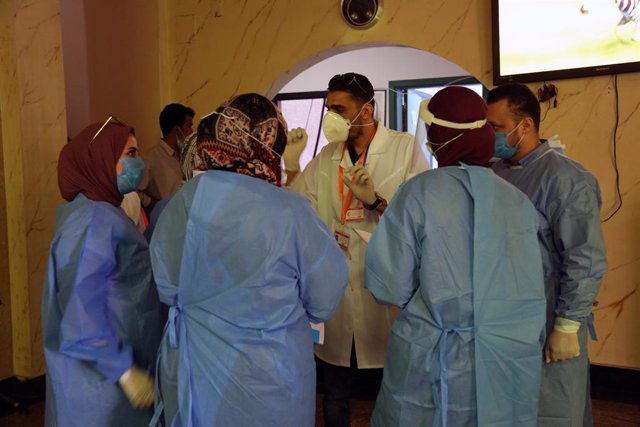 Coronavirus.- Libia supera los 30.000 casos acumulados de coronavirus y se acerc