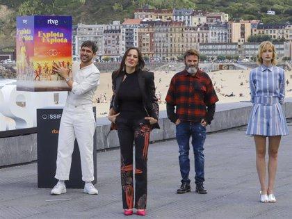 """""""Explota, explota"""" pone el toque de humor al Festival de Cine de San Sebastián"""