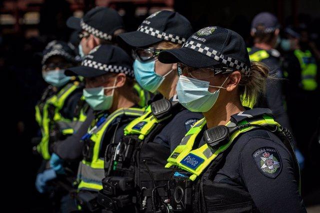 """Australia.- HRW denuncia prácticas """"excesivas"""" de la Policía de Victoria durante"""