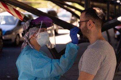 La Junta inicia en Lucena (Córdoba) el cribado extraordinario de test rápido de antígenos de forma voluntaria