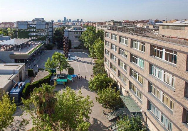 Campus de Burjassot de la Universitat de València (UV) (archivo)