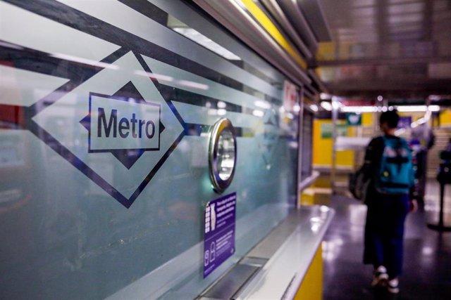 Imagen de recurso de Metro de Madrid.