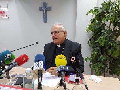"""El obispo de Córdoba llama a los cristianos a """"salir al encuentro"""" de los inmigrantes para ayudarles en lo posible"""