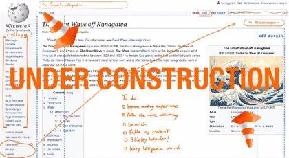 Wikipedia cambiará su diseño de escritorio por primera vez en 10 años