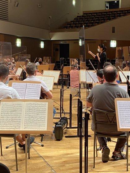 Cultura programa la sinfonía 'Pastoral' de Beethoven de la mano de la Orquesta Sinfónica en al auditorio regional