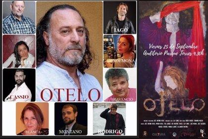 Cartagena retoma este viernes las actividades por el bicentenario de la muerte de Isidoro Máiquez con la obra 'Otelo'