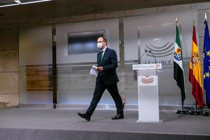 """Dimite el presidente de Ciudadanos en Extremadura por """"discrepancias"""" con el partido"""