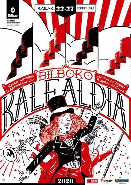El Festival de Teatro de Calle de Bilbao concluye este fin de semana con 34 actuaciones