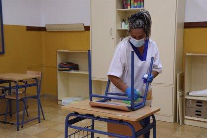 Dimite la directiva de un IES de Redondela por la falta de dotación de personal de limpieza por parte de la Xunta