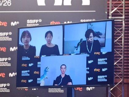 """Ziyang se sumerge en la """"naturaleza humana"""" en la película 'Wuhai', a competición en el Festival de San Sebastián"""