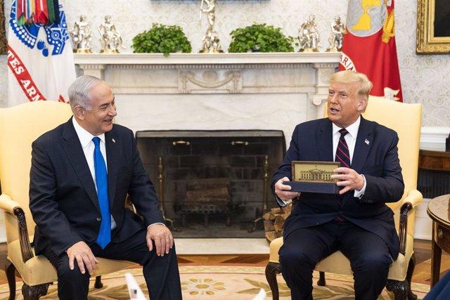 EEUU.- Netanyahu lleva maletas con ropa sucia a la Casa Blanca por la lavandería