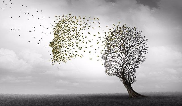 Alzheimer y demencia.