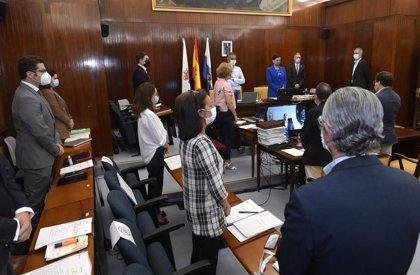 El Pleno de Santander guarda un minuto de silencio por la muerte de Jaime Blanco
