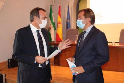 La Junta y Endesa lanzan una campaña para prevenir incidencias con líneas eléctricas aéreas