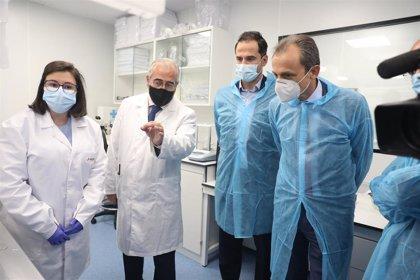 Inaugurada la nueva sede de la biotecnológica Algenex en Tres Cantos, que podría producir hasta 100 millones de vacunas