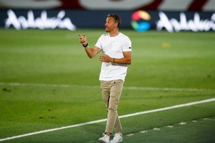 Luis Enrique anunciará el 2 de octubre la lista para Portugal, Suiza y Ucrania